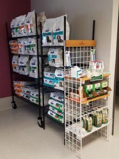 Supplies & Prescription Food