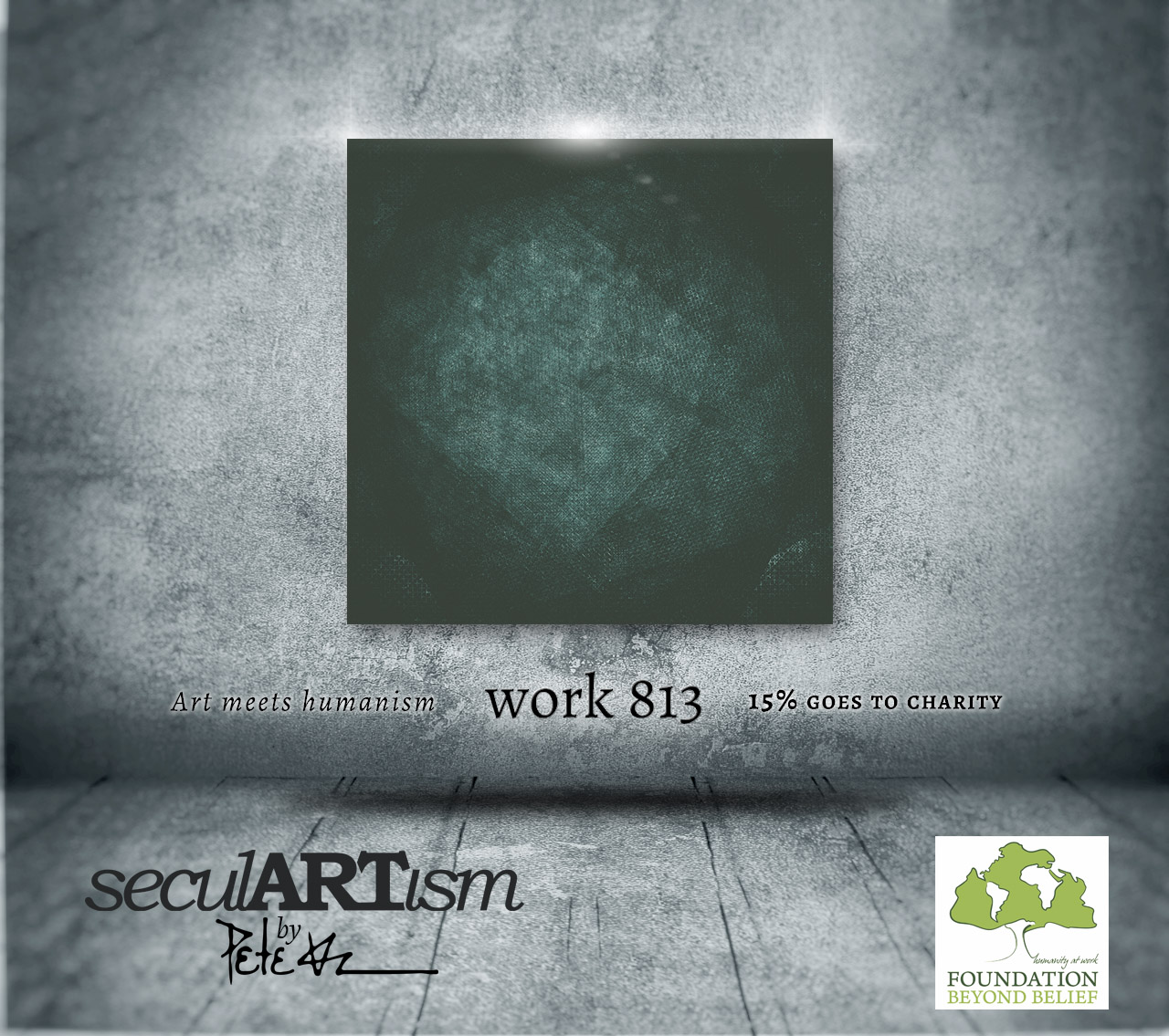 wall work 813 seculartism web