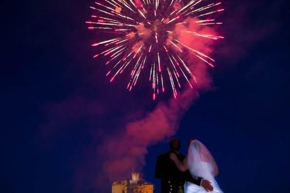 firework photographer cornwall and devon
