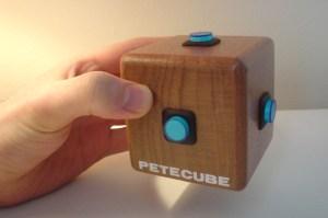 button-cube