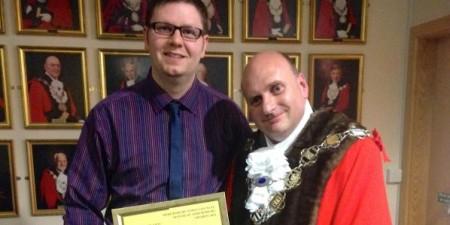 Love Shrewsbury Wins Silver at Mayor Awards!