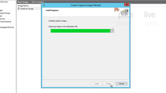Create Capture WDS