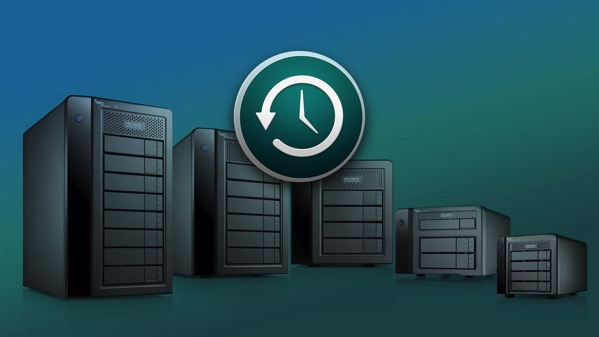 Time machine multiple drives
