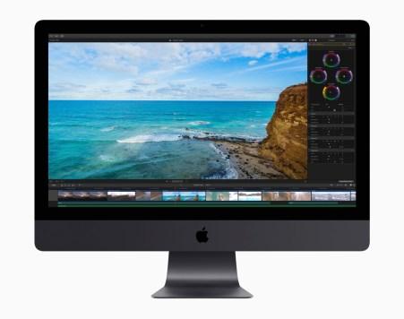 Final Cut Pro 10 4 1 iMacPro Final Cut 040518