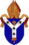 Canterbury Diocese Crest