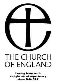 Church of England - Alternate Slogan