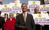 Nigel Farage and UKIP