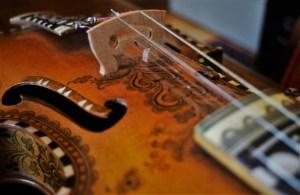 Astonishing 1860 Hardanger violin (Erik Jonson Helland)-