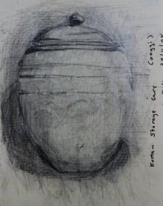 Korean Storage Vessel, British Museum