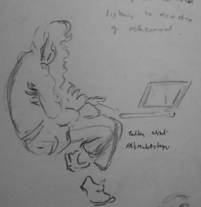 Talking about Albrechtsberger April 2015