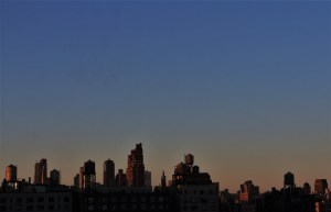 Dawn on the Upper West Side 14 11 16