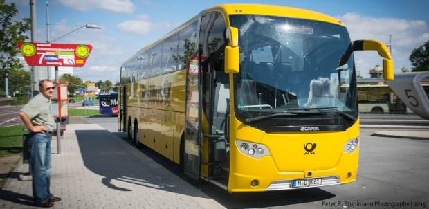 Die gelben Busse sind bald Geschichte. Postbus wurde von Flixbus übernommen. Fernbusunternehmen