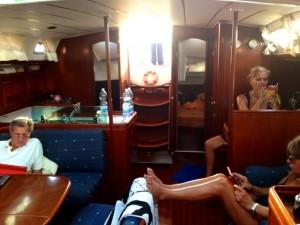 Life after Steve Jobs. Annie, Giorgio, Giovanna.