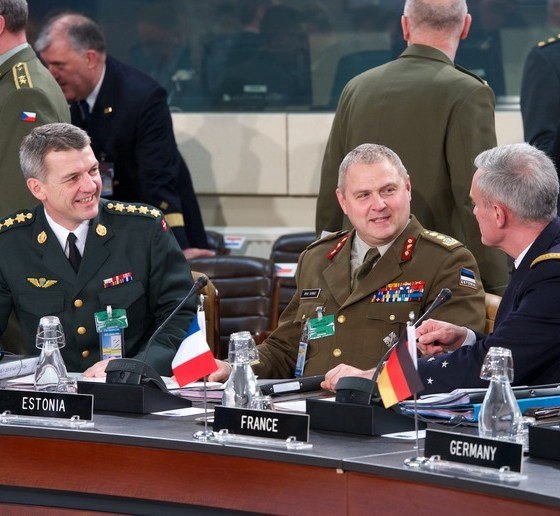 Military Committee in Chiefs of Defence Session – Readiness Action Plan Implementation