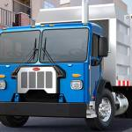 Peterbilt Model 520 for which the ISL-G Near Zero Engine is available