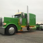 2018 Peterbilt 389 Monster Energy Green Flat Top 300 Peterbiltsteve Com