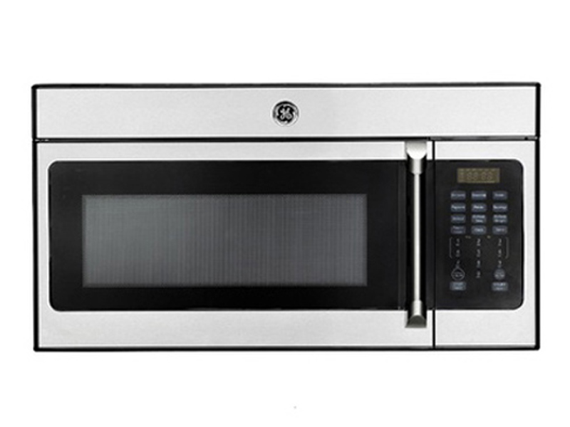 ge cafe 1 5 cu ft cafe over the range microwave convection oven cvm1599svc