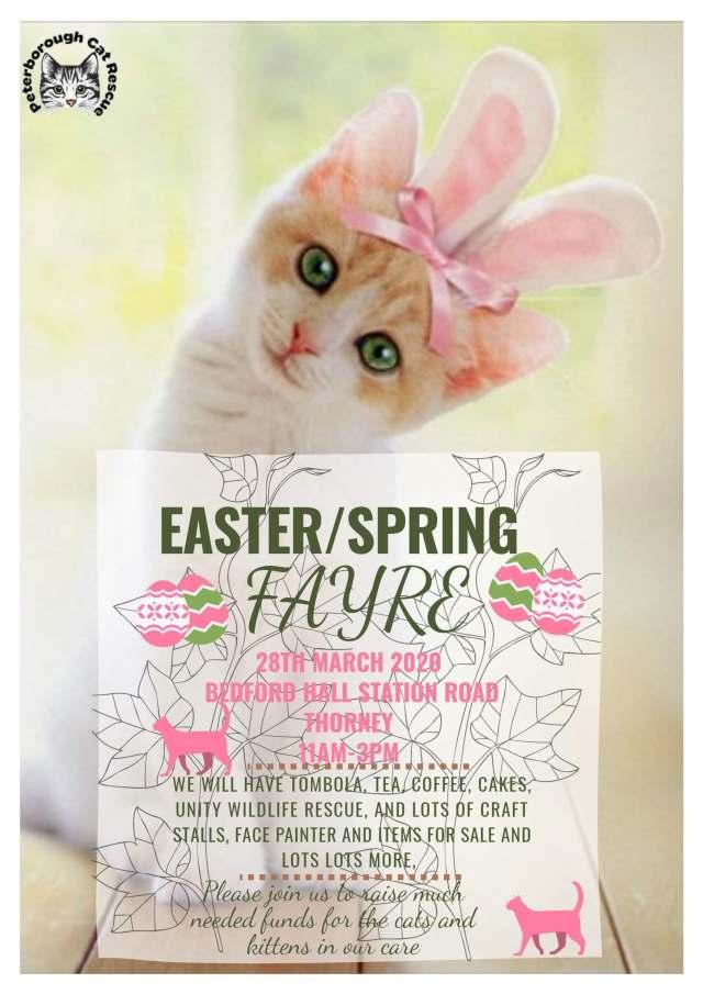 Easter Spring Fayre
