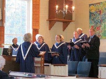 Choir Sept 2013 1
