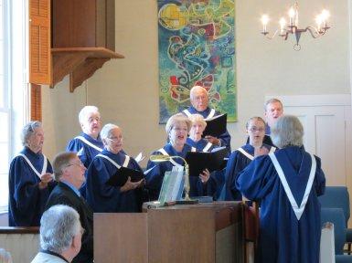 Choir Sept 2013 6