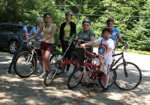 bike ride july 2013 group 3