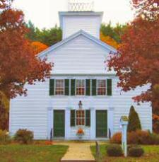 Our classic New England church building has been a landmark in the region since 1840