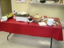 Good foods for our lenten supper