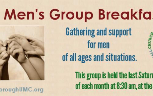 PUMC Men's Group