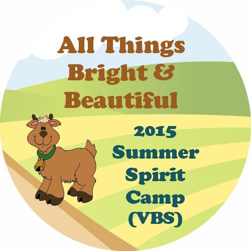 2015 Summer Spirit Camp