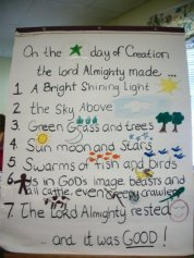 VBS Days of Creation song