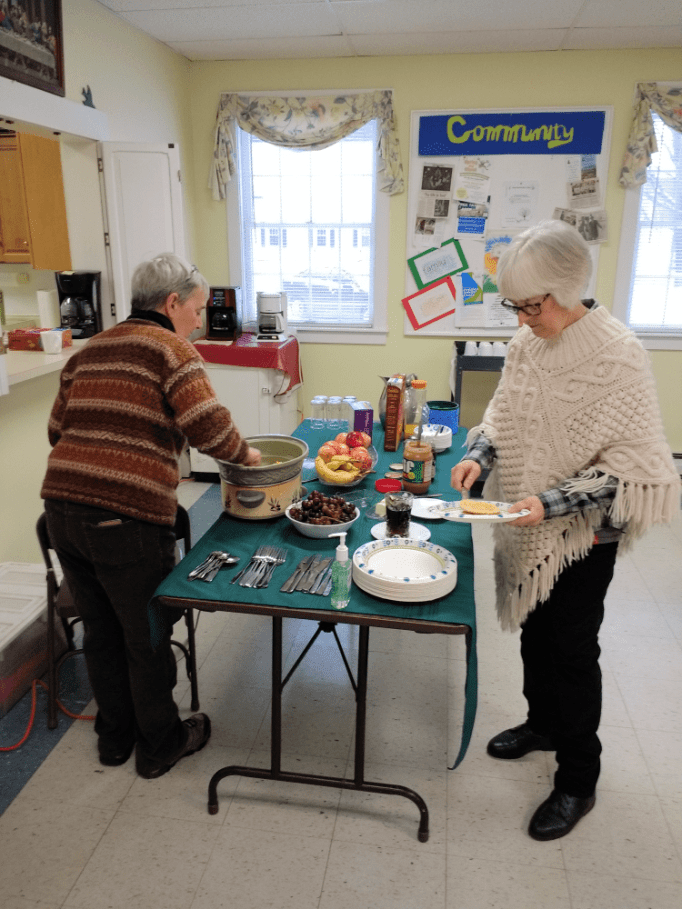 free community breakfast