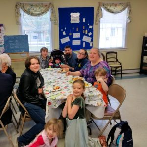 Missions Outreach at PUMC NH