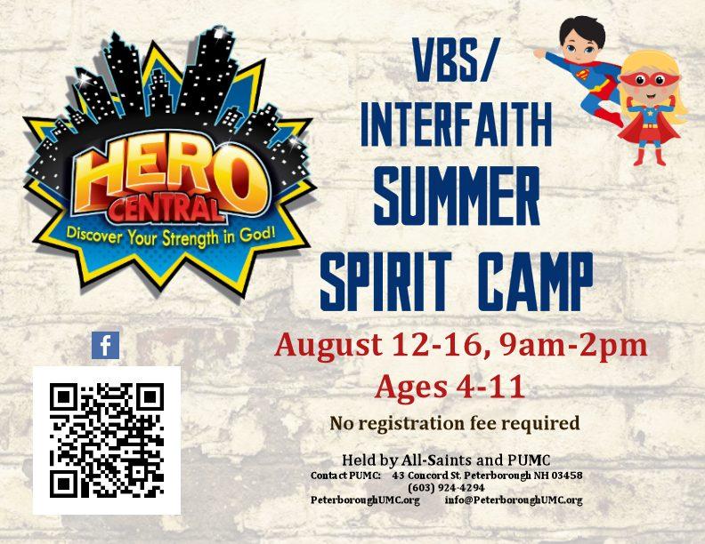Summer Spirit Camp