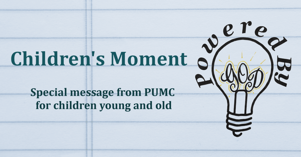 Childrens Moment