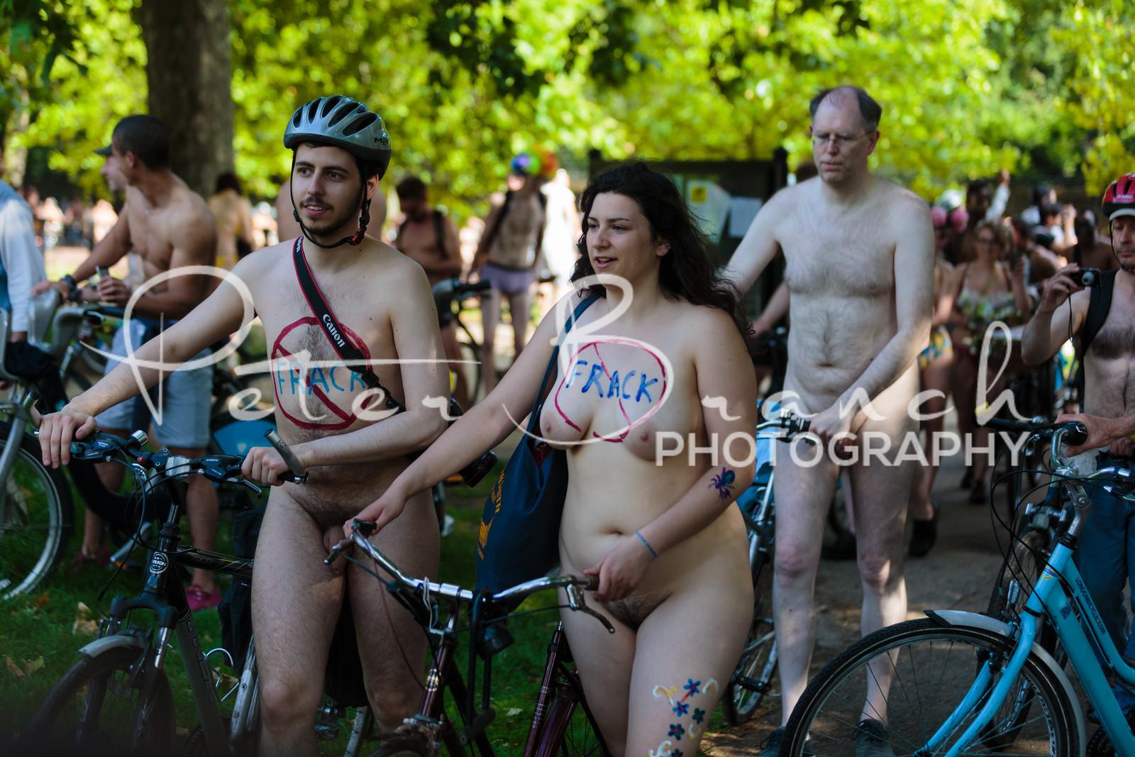 Wnbr London World Naked Bike Ride 2014  Peterbphotos-2840