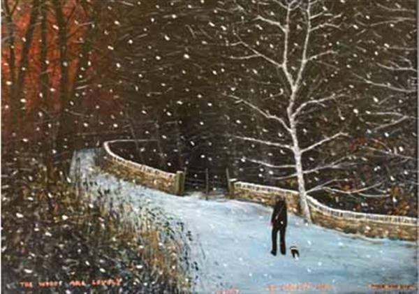 Woods Are Lovely Peter Brook Prints And Originals