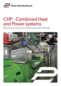 UK CHP Units, Servicing, Operation and Maintenance