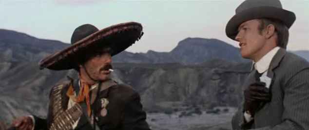 Lou Castel in A Bullet for the General (1966)