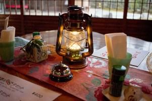 Cafe at Daisho-in Temple, Miyajima