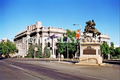 AUSTRALIA  - ADELAIDE - PARLIAMENT HOUSE #2 R4