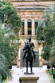 AUSTRALIA - BRISBANE - ANZAC SQUARE R4