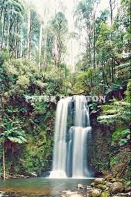 BEAUCHAMP FALLS - VICTORIA AUSTRALIA R4
