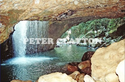 NATURAL BRIDGE - QUEENSLAND AUSTRALIA R4