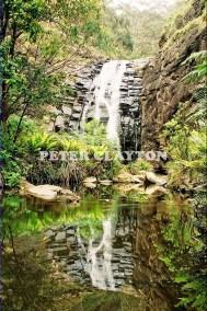 SHEOAK FALLS -VICTORIA AUSTRALIA  R4