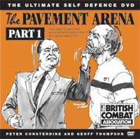 Review: 'The Pavement Arena Part 1' by Peter Consterdine and Geoff Thompson