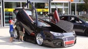 Is dit een Audi?