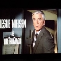 Leslie Nielsen in Airplane