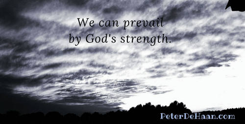 Are You Operating in Weakness or Strength?
