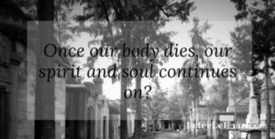 What's Next After We Die?