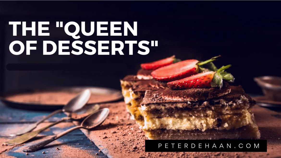"The ""Queen of Desserts"""